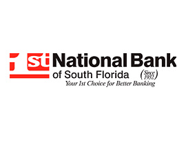 1st National Bank of South Florida