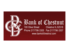 Bank of Chestnut