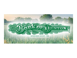 Bank of Denton