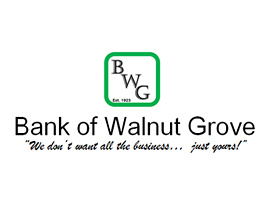 Bank of Walnut Grove