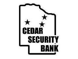 Cedar Security Bank