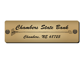Chambers State Bank