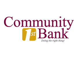 Community 1st Bank