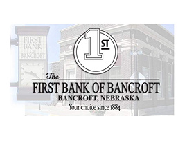 First Bank of Bancroft