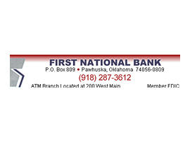 First National Bank in Pawhuska