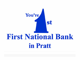 First National Bank in Pratt