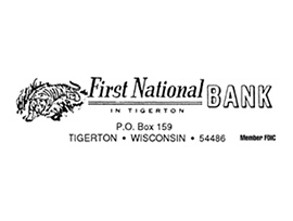 First National Bank in Tigerton