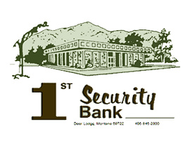 First Security Bank of Deer Lodge