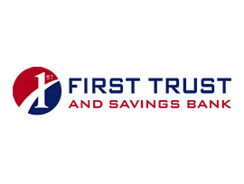 First Trust & Savings Bank