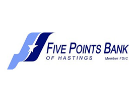 Five Points Bank of Hastings