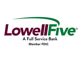 Lowell Five Cent Savings Bank