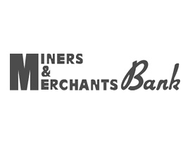Miners & Merchants Bank