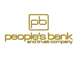 peoples bank and trust co