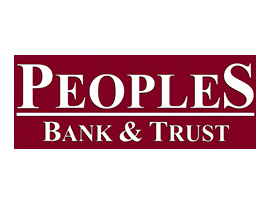 PEOPLES BANK TRUST logo