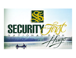 Security First National Bank of Hugo