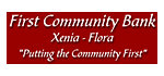First Community Bank, Xenia-Flora