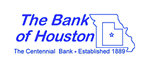 The Bank of Houston