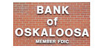 The State Bank of Oskaloosa