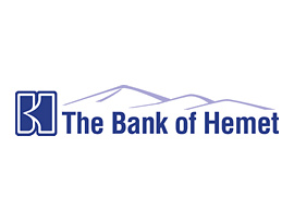 The Bank of Hemet