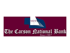 The Carson National Bank of Auburn