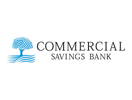 The Commercial Savings Bank