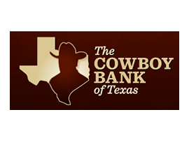 The Cowboy Bank of Texas