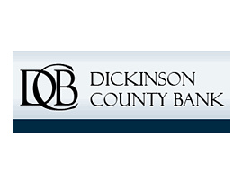 The Dickinson County Bank