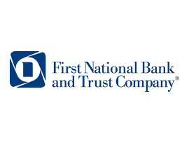 The First National Bank and Trust Company