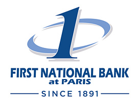 The First National Bank at Paris