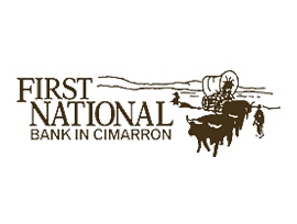 The First National Bank in Cimarron