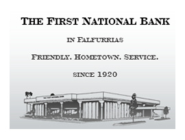 The First National Bank in Falfurrias
