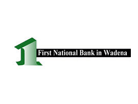 The First National Bank in Wadena