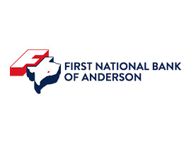 The First National Bank of Anderson