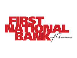 The First National Bank of Anson
