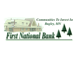 The First National Bank of Bagley