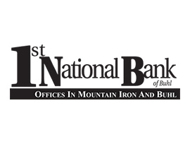 The First National Bank of Buhl
