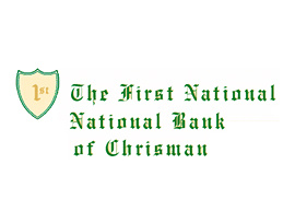 The First National Bank of Chrisman