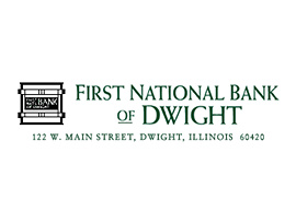 The First National Bank of Dwight