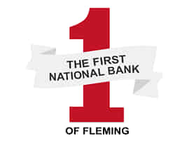 The First National Bank of Fleming
