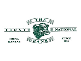 The First National Bank of Hope
