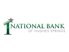 The First National Bank of Hughes Springs