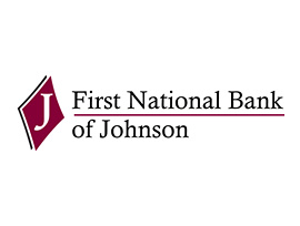 The First National Bank of Johnson