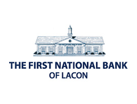 The First National Bank of Lacon