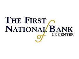 The First National Bank of Le Center