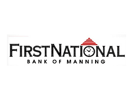 The First National Bank of Manning