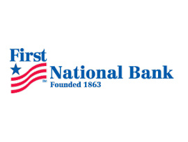 The First National Bank of McConnelsville