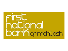 The First National Bank of McIntosh