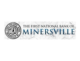 The First National Bank of Minersville