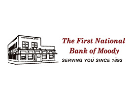 The First National Bank of Moody