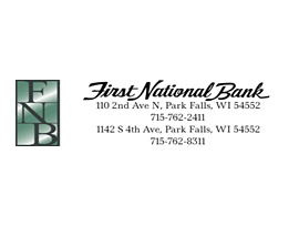 The First National Bank of Park Falls
